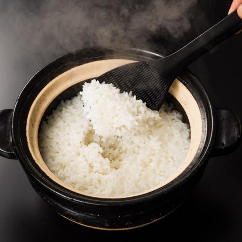 石清水炊きあがり
